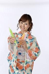 アートアクアリウム 2016 東京 浴衣