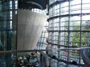六本木国立新美術館 カフェ