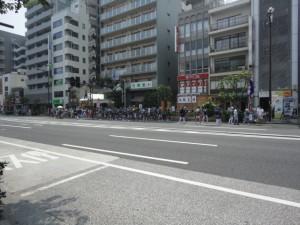 富岡八幡宮 祭り 2013年