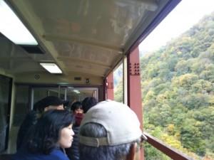 黒部峡谷鉄道 トロッコ