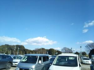 郷土の森 駐車場