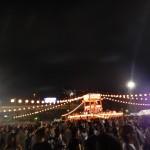 浜町公園の盆踊り